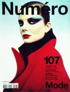 Numero Magazine; Inspiration | www.MascaraWars.com