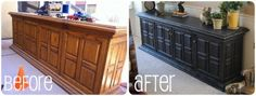 HOW TO PAINT WOOD FURNITURE IN 3 BASIC STEPS!