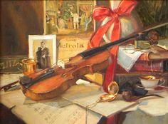 Artist Gladys Roldan-de-Moras