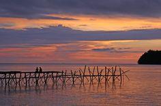Togian Islands, Indonesia