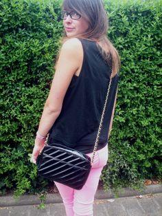 Merci au blog Beautyaholics / Pantalon NAF NAF