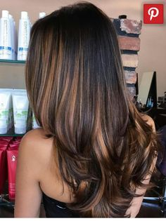 If I were to do brown/blonde it'd be like this