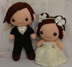 Bride and groom dolls - BridalTweet Wedding Forum & Vendor Directory