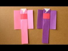 Origami tutorial and video instruction on how to make a butterfly. Designed by Leyla Torres. SUBTÍTULOS EN ESPAÑOL • Leyla Torres Origami Spirit Video tutori...