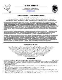 professional chef resume exle professional resume