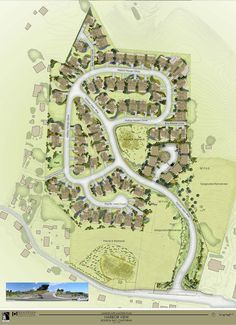 masterplanning on hills - Google Search