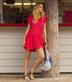 O'Neill Girls Jen dress. Obsessing over this.