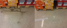 stains from spilled beverages successfully removed Sparkling Drinks, How To Remove, How To Apply, Cleaning Agent, Stone Flooring, Beverages, Stains
