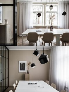 Contemporary scandinavian office design by Peeta Peltola