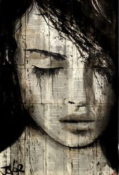 "Saatchi Art Artist Loui Jover; Drawing, ""ode to heart"" #art"