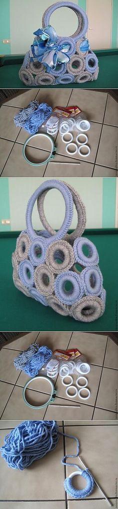 (+1) тема - Летняя сумочка | СДЕЛАЙ САМ...♥ Deniz ♥