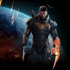 Gordon Shepard by ~00747 on deviantART- this is awesome!