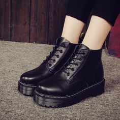 f3f0f4214ae 57 Best BOOTS - SHOES ♡ Aesthetic Korean Fashion