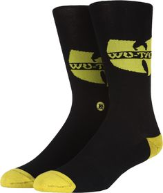 I miss my wu-tang socks. These are not them