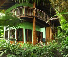Environmentally sensitive lodging: Playa Nicuesa Rainforest Lodge in Costa Rica