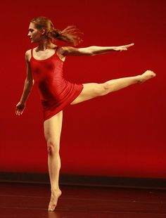 Dance in Red by _poseidon_ @Flickr