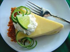 Sasaki Time: Easy Key Lime Pie Recipe! Using REAL Joe and Nellies Key Lime Juice!