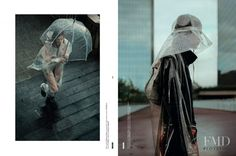Heavy Weather in Dazed with  - Fashion Editorial | Magazines | The FMD #lovefmd
