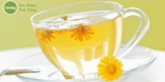 If you've ever sipped a cup of chamomile tea, then you know its mild sweetness and delicate aroma can be instantly soothing on its own. http://www.teasyteas.com/chamomile-tea/