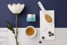 Revitalizing Eye Cream - this rich, rejuvenating cream hydrates skin and minimizes the appearance of fine lines, dark circles and puffiness.