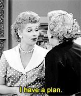 gif my gifs lucille ball i love lucy Lucy Ricardo Photoset: Lucy Ricardo Quotes I do feel a part 2 coming up because omg so many good quotes