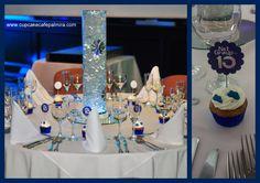 Anniversary Company Cupcakes