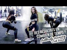 training full body elastique
