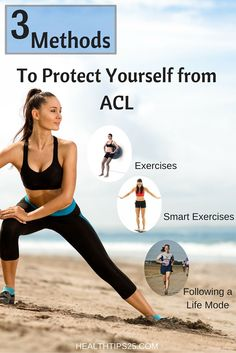 Anterior Cruciate Ligament injuries can cause many problems for kids who play sports. ACL prevention protects against acl tear and injuries. Anterior Cruciate Ligament, Ligament Injury, Acl Tear, How To Protect Yourself, Exercise, Life, Ejercicio, Excercise, Work Outs