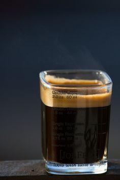 larra-may:    Double Espresso Shot
