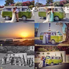 Another overview of last months weddings and retro rides!  #thankful #enjoytheride #whiteisle #weddings #retroride #vintagebus4rent #thankyou #summer #love #beautifuldestinations #Ibiza #Ibiza2015 #igersIBIZA #igersoftheday #instatraveling #instaibiza