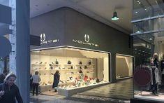 Boutique Design, Boutique Shop, Shoe Store Design, Electrical Installation, Store Interiors, Stores, Designs To Draw, Lady, Service Design