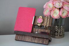 Ladies Wood Tray Valet Jewelry Box  Storage Dresser Nightstand Organizer Phone | Jewelry & Watches, Jewelry Boxes & Organizers, Jewelry Holders & Organizers | eBay!