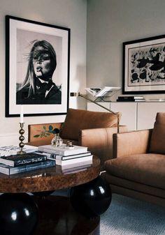 INTERIOR, living room