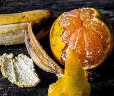 After Reading This You Will Never Throw Your Banana Or Orange Peels Away Again