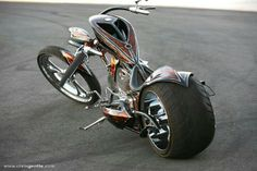 Custom Chopper.