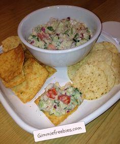 Cool Cucumber Salsa Recipe #Nutrisystem @GimmieFreebies_Recipes