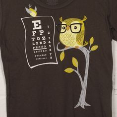 Owl be seeing you