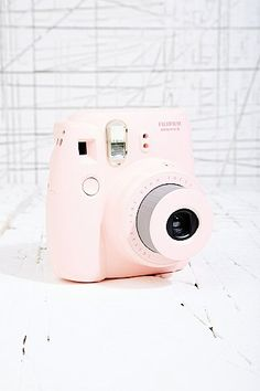 Fujifilm Instax Mini 8 Camera in Pink - Urban Outfitters #Pastel ☮k☮