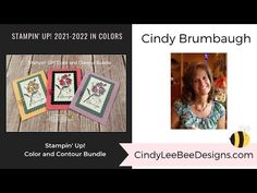 Stampin' UP! Color and Contour Bundle with NEW In Colors 2021-22