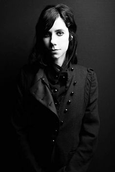 PJ Harvey by Taki Bibelas