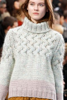 Chloé Fall 2012 Ready-to-Wear