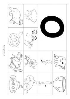 Dit werkblad en nog veel meer in de categorie letters leren kun je downloaden op de website van Juf Milou. Kids Learning Activities, Teaching Kids, Afrikaans Language, School Posters, Parents As Teachers, Writing Prompts, Spelling, How To Plan, Education