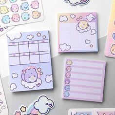 Care Cats Memo Pad – LaznyeCreaShop Rainbow, Cats, Handmade, Rain Bow, Rainbows, Gatos, Hand Made, Cat, Kitty
