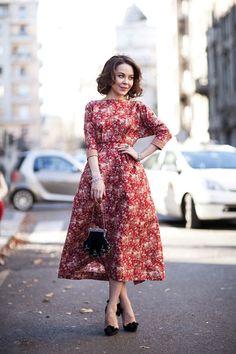 Fabulous girls wear vintage - The Shrimpton Couture Style Journal