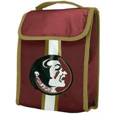 NCAA Florida State Seminoles Velcro Lunch Bag by Forever Collectibles. $9.70. Florida State Seminoles Velcro Lunch Bag. Florida State Seminoles Velcro Lunch Bag