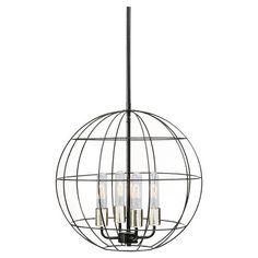 Found it at AllModern - Peri 4 Light Globe Pendant