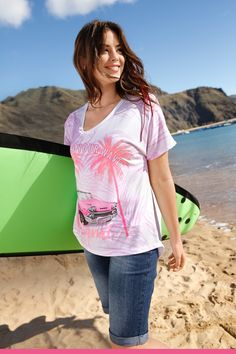 Happy Size, Angeles, T Shirts For Women, Tops, Style, Products, Fashion, Scale Model, Trousers