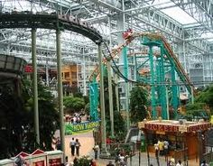 Mall of America - Click image to find more Travel Pinterest pins