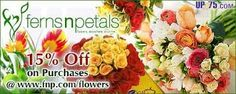 Grab the latest Ferns n Petals discount coupons and promo codes to get additional discounts of your gifts and flowers at Bigdiscountsuae.com. Save more on online home decor items, gifts and flowers. Get extra benefits using Fnp.com coupons.