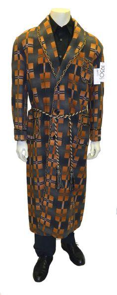 1930's Beacon blanket robe